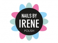 "Logoentwicklung, Key Visual ""NAILS BY IRENE"""